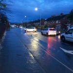 Flooding on Nutgrove Avenue